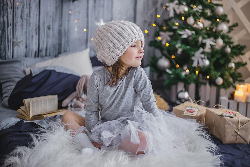 Navidad, niños y piojos