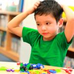 detección de piojos en niños