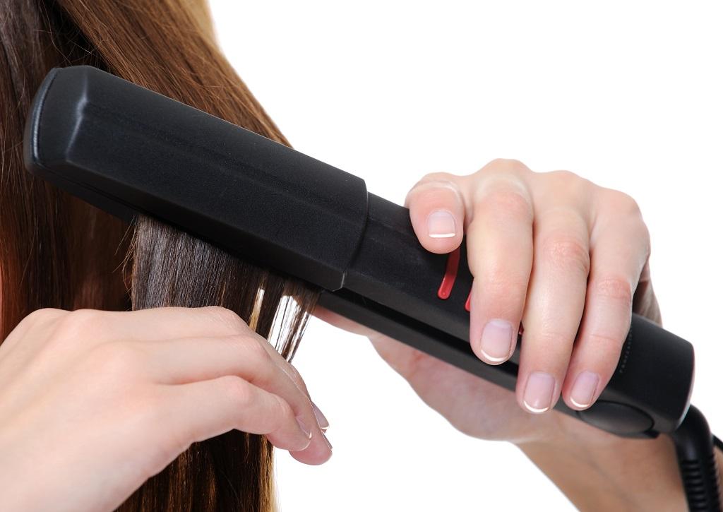 no te planches el pelo si tienes piojos